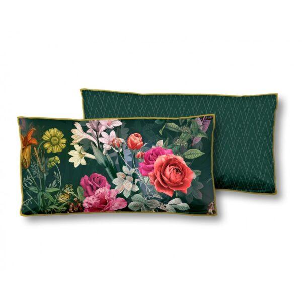 Gevuld Kussen Polyester Descanso Nr.9344 Groen