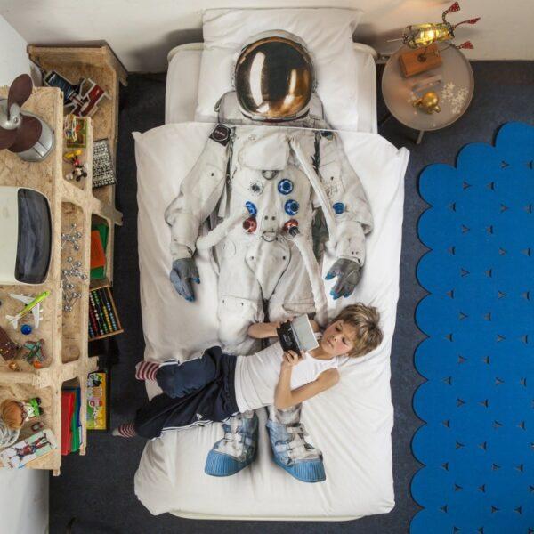 Dekbedovertrek Astronaut